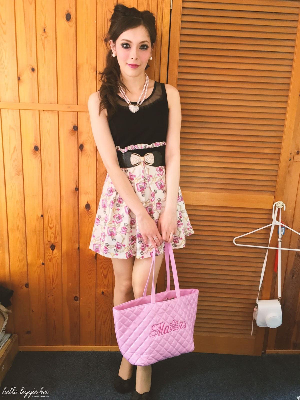 agejo gyaru outfit, MA*RS, gaijin gyaru