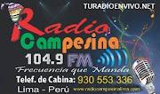 Radio Campesina Lima en vivo