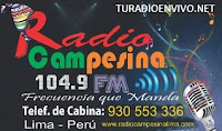 radio campesina en vivo