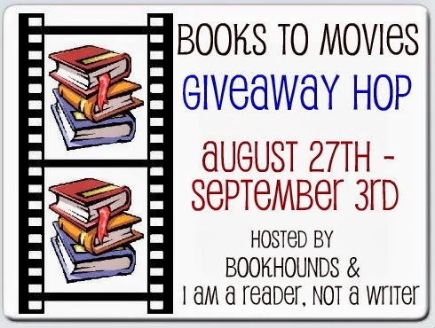Books to Movies Giveaway Hop width=