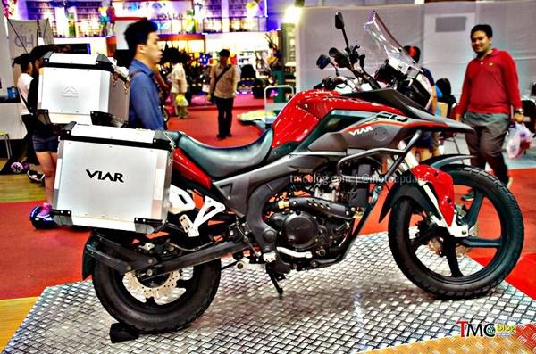 Viar Adventure 250 Motor Touring Komplit
