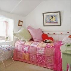 dormitorio adolescente vintage