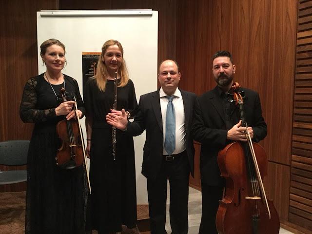 Με επιτυχία η συναυλια κλασικής μουσικής στο Αρχαιολογικό Μουσείο Ηγουμενίτσας