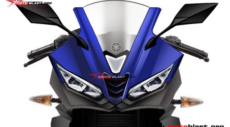 YAMAHA R15 V3.0 rendering images | launch in 2017 twinkle torque