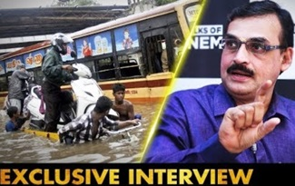Meteorological Director Balachandran Interview