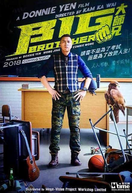 Trailers y carteles de próximos estrenos en Asia : Big Brother (2018)