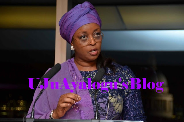 JUST IN : Court Turns Down Diezani's Suit Asking AGF To Bring Her Back To Nigeria For Trial