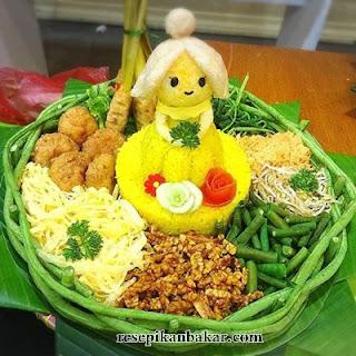 cara membuat nasi kuning, cara membuat nasi kuning dengan magic com, cara membuat nasi kuning kukus