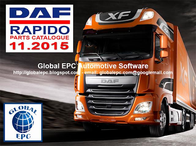 DAF RAPIDO EPC 11.2015