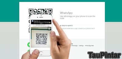 Cara Membuka WhatsApp di Web Browser