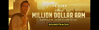 million dollar arm soundtracks-yetenek avcisi muzikleri