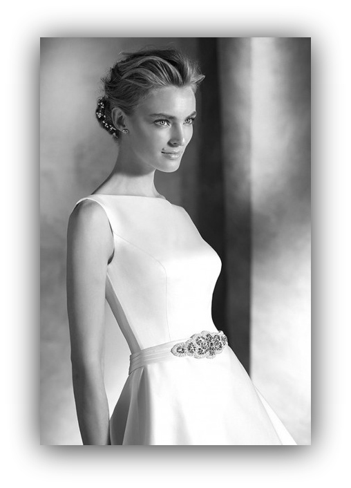 classic-bateau-natural-train-satin-ivory-sleeveless-wedding-dress-with-sashes