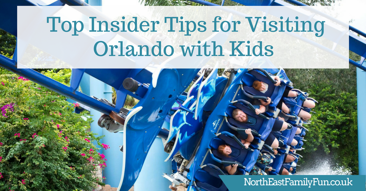Top Insider Tips for Visiting Orlando with Kids
