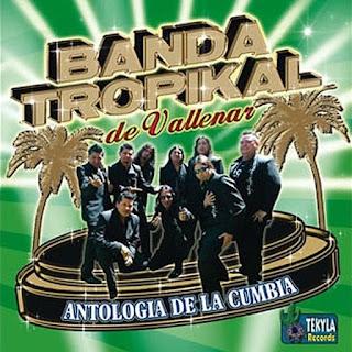 Banda Tropikal de Vallenar antologia de la cumbia