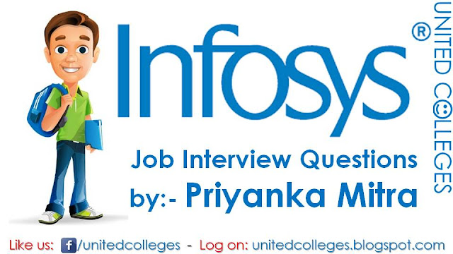 Infosys job interview questions. All engineering branch. Freshers and final year students, college campus. Online campus placement and offline campus placement.