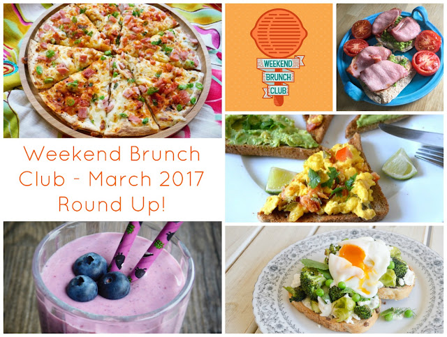 Weekend Brunch Club blogger round up