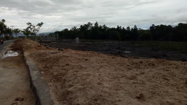 Hukum Tua Desa Tumbak Madani MarkUp Anggaran Timbunan Tanah Pilihan