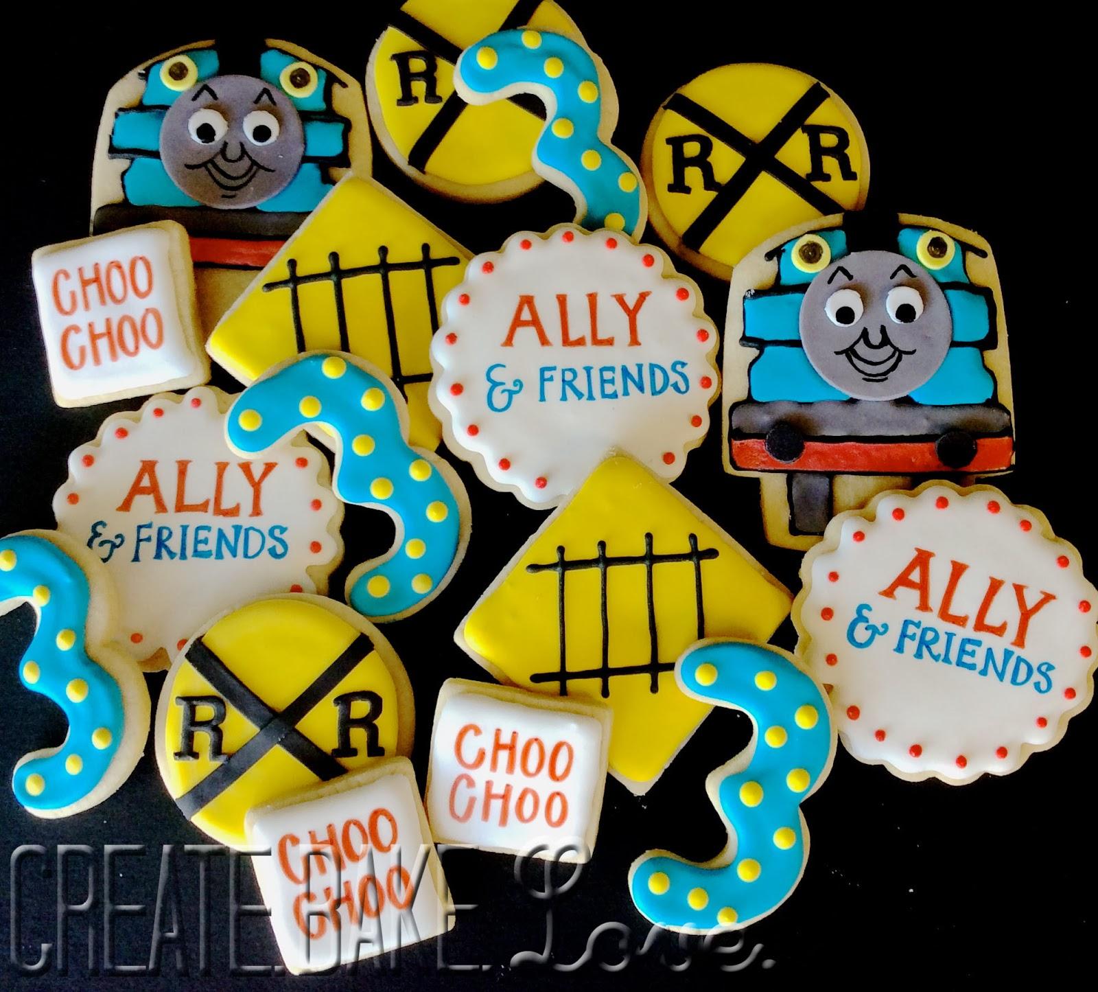 Create. Bake. Love.: Ally & Friends