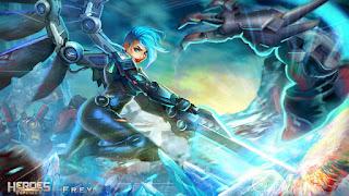 Heroes Infinity: Gods Future Fight v1.11.8 Mod