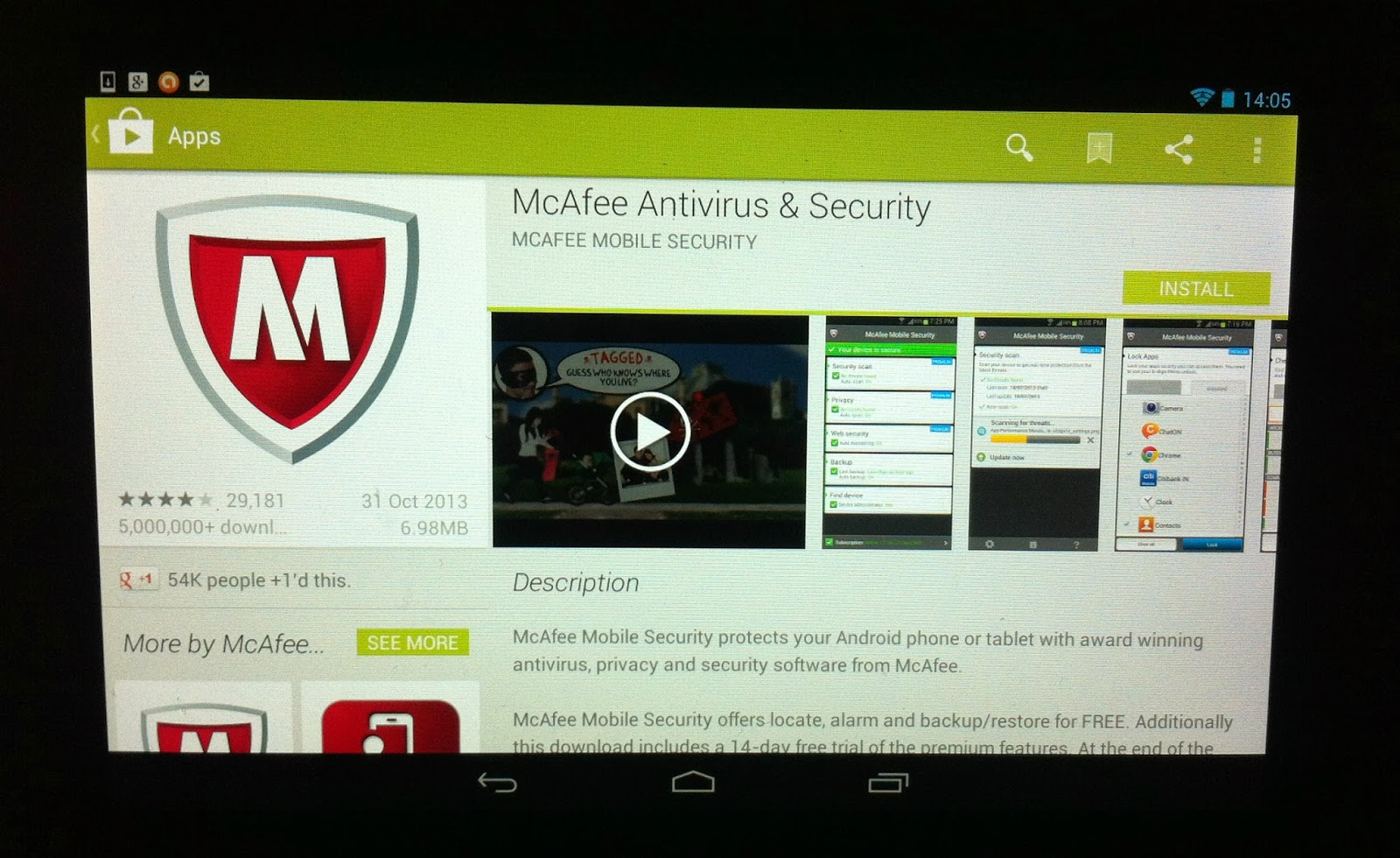 McAfee LiveSafe Review - The Ramblings of a Formerly Rock'n'Roll Mum