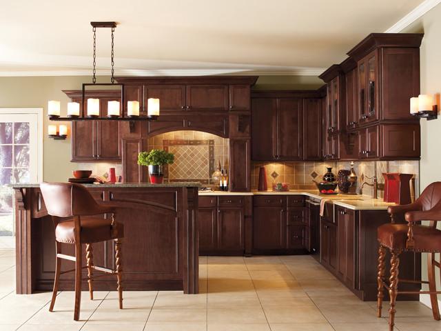 50 Modern Kitchen Craft Wood Cabinets Designs - Kitchen ...