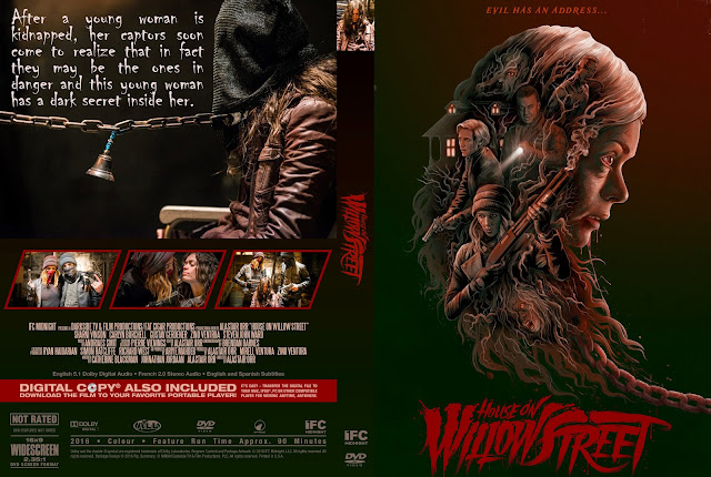 House On Willow Street DVD Cover