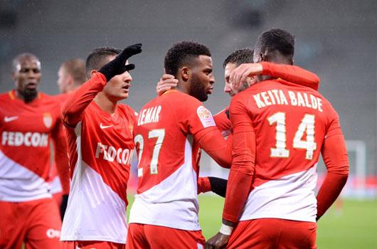 Saint Etienne 0-4 Monaco: Màn chào hàng ấn tượng