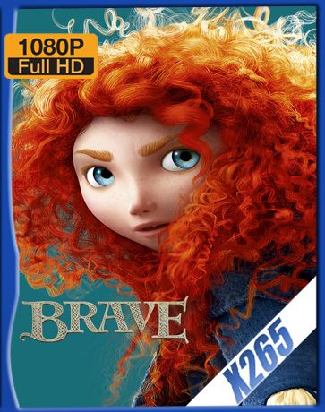 Brave [2012] [Latino] [1080P] [X265] [10Bits][ChrisHD]