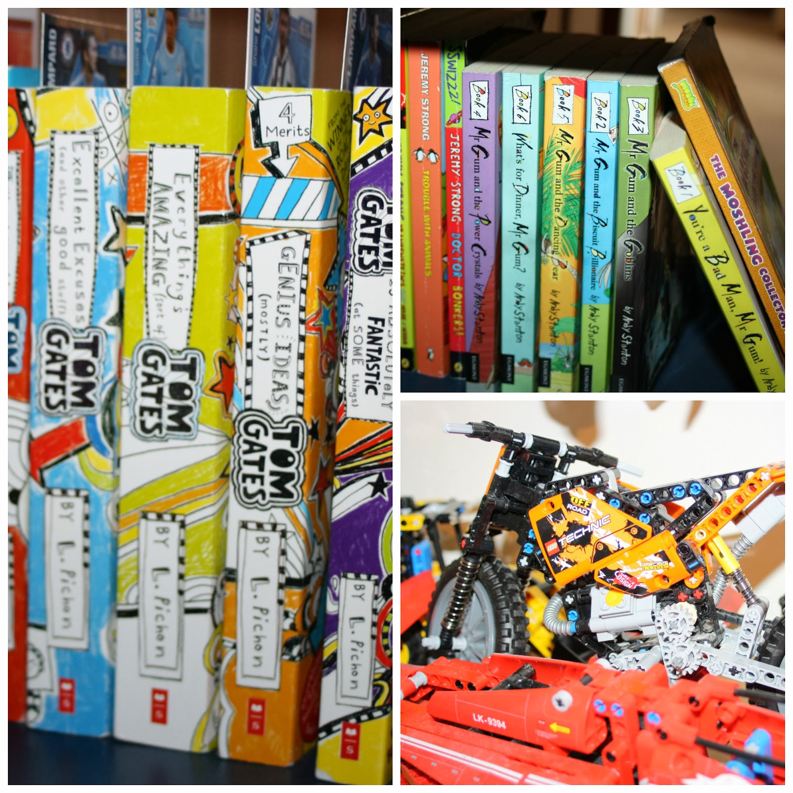 Bedroom-books-Lego-son-new-house