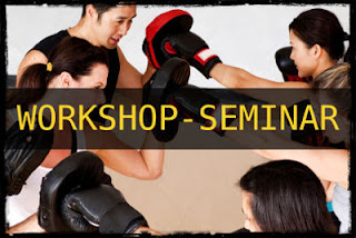 Self-Defence Workshops and Seminars