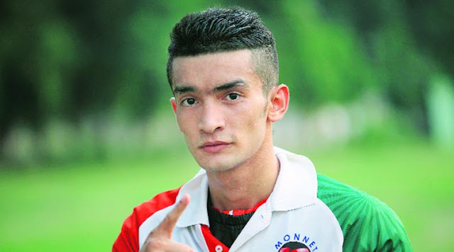 Why I won't 'settle down' says Shiva Thapa