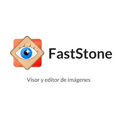 FastStone Editor de imagenes con convertidor gratuito
