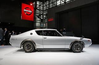 1973 Nissan Skyline 2000GT-R Side
