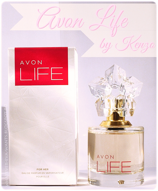 Avon Life By Kenzo Takada Evelena Stories In Bloom