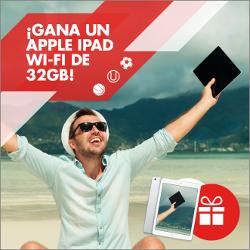 circus Sorteo Navidad Ipad Apple WiFi 32 GB 7-19 diciembre