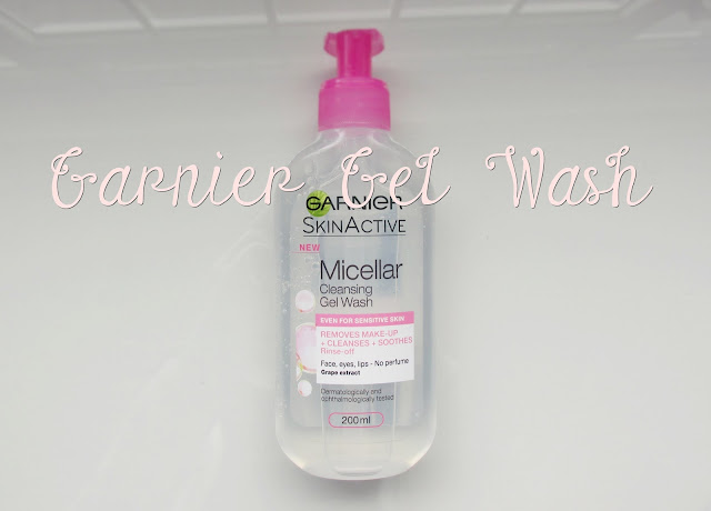 Garnier Micellar Gel Wash