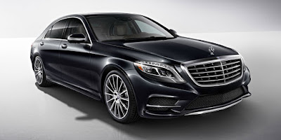 Mobil Sedan Terbaik Dari Mercedes Benz