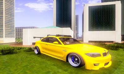 BMW 1M E82 GTA San Andreas