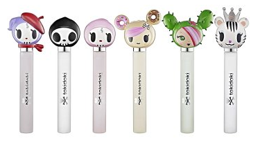 Tokidoki Rollerball Collection