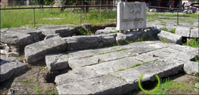 Lacus Curtius - Italia