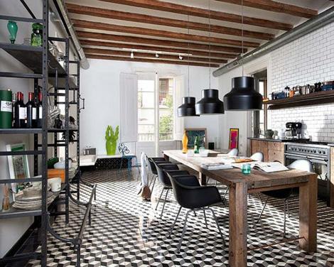 pod studio: L\'appartamento spagnolo
