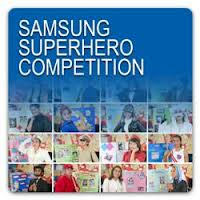 Samsung Superhero Scholarship Competition