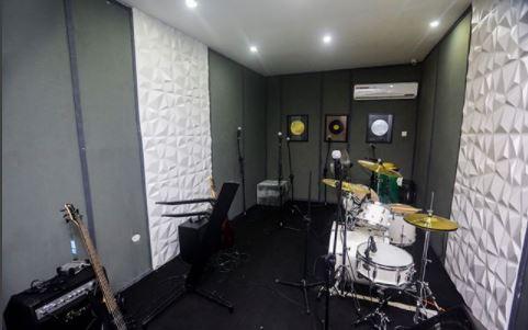 studio%2B1 - L.A.X Unveils His New Multi-Million Naira Recording Studio And Office Complex