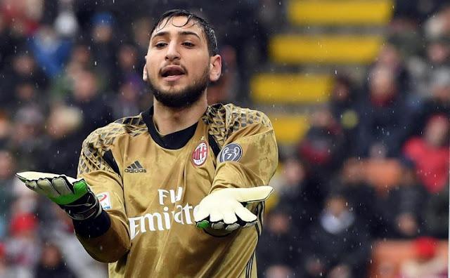Gianluigi Donnarumma Tolak Perpanjangan Kontrak Milan