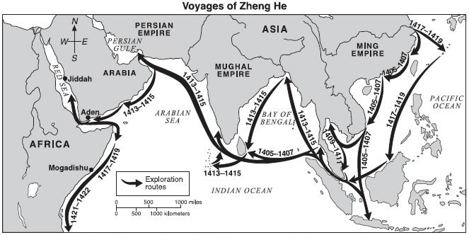 Voyages of Cheng He
