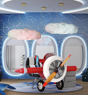 Sky Desk: