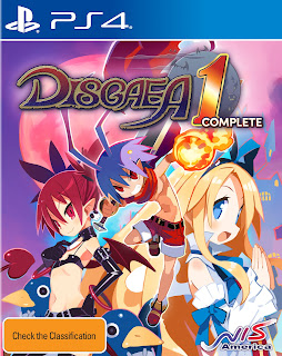 DISGAEA 1 COMPLETE COMES TO NINTENDO SWITCH™ & PLAYSTATION®4 THIS YEAR
