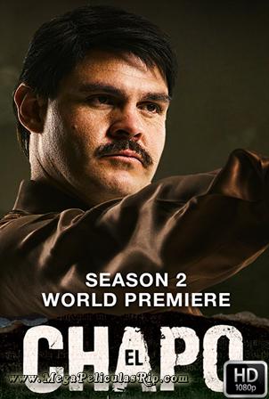 El Chapo Temporada 2 [1080p] [Latino-Ingles] [MEGA]