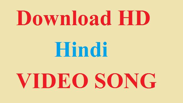 best hindi video songs download sites