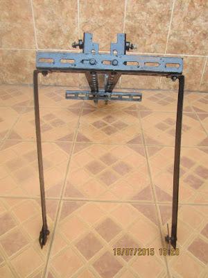 DiY : Membuat Bracket Carrier Sepeda di Motor Murah Meriah